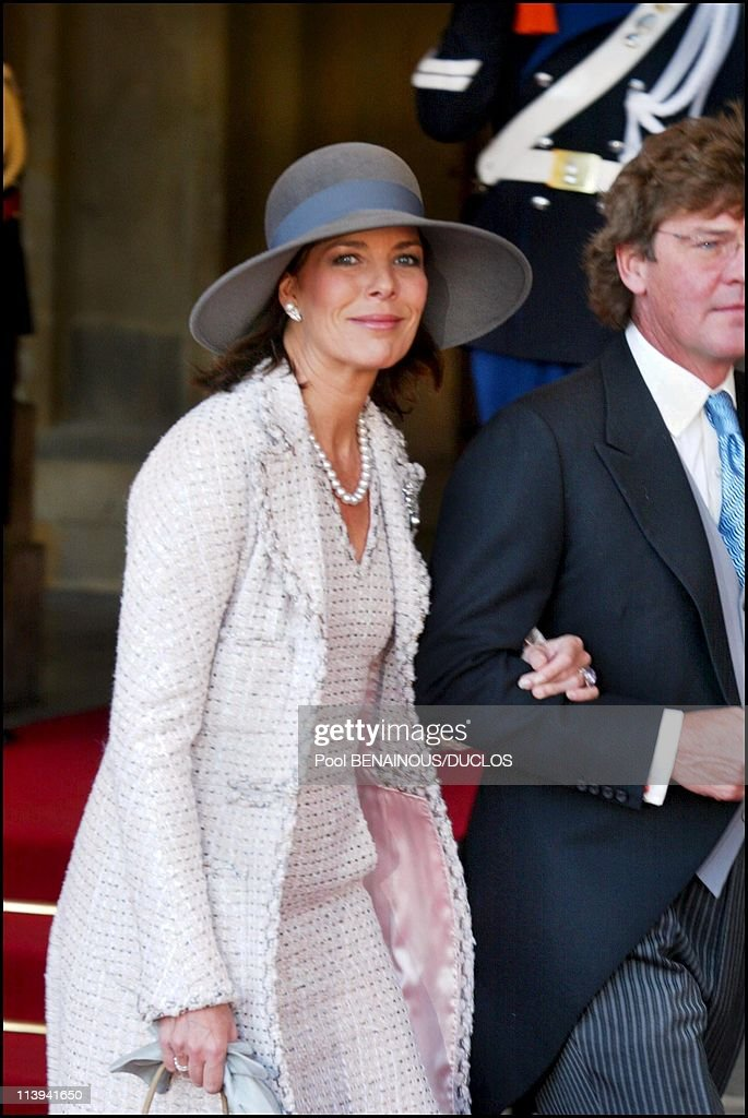 Royal Wedding of the Prince Willem-Alexander with Maxima Zorreguieta In Amsterdam, Netherlands On February 02, 2002- : Foto jornalística