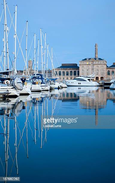 royal william yard - plymouth stock photos and pictures