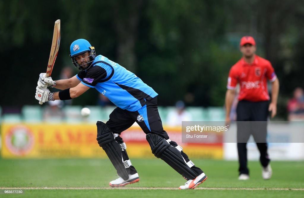 Worcestershire v Leicestershire - Royal London One-Day Cup : News Photo