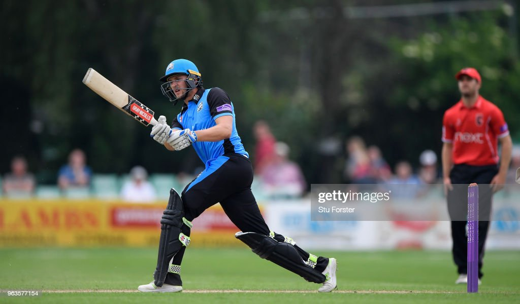 Worcestershire v Leicestershire - Royal London One-Day Cup