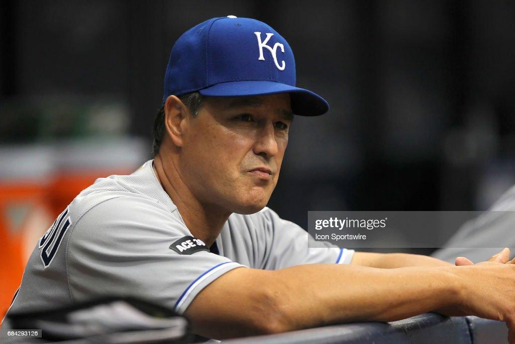 MLB: MAY 11 Royals at Rays : ニュース写真
