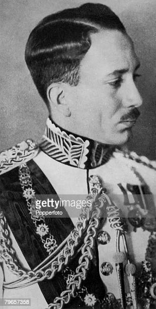 September 1933 Ghazi I King of Iraq who was King 19331939
