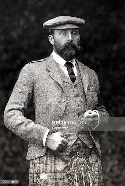 Royalty, Prince Henry of Battenburg, portrait, who married Princess Beatrice, Queen Victoria's daughter in 1885