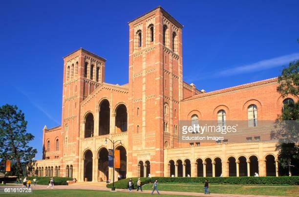 UCLA Royce Hall Los Angeles California California