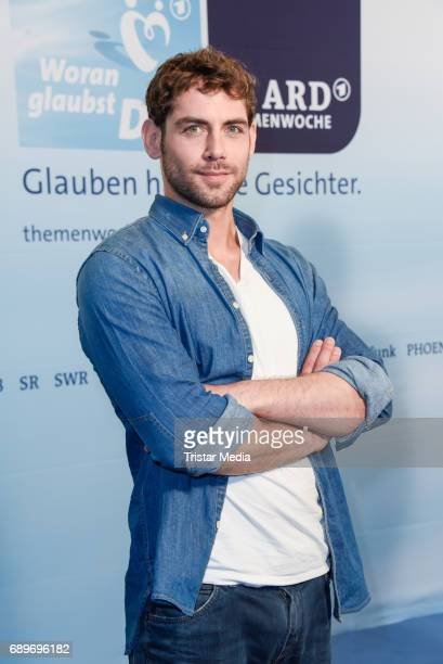 RoyPeter Link during the ARD Themenwoche 2017 'Woran glaubst Du' at Soho House on May 29 2017 in Berlin Germany