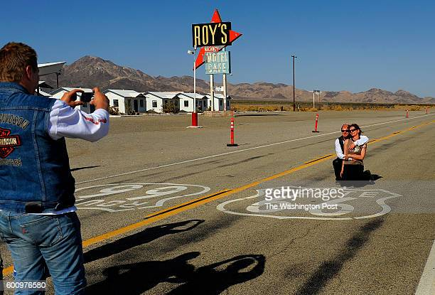 Roy's Cafe and Motel in Amboy California is a major stopping point for Route 66 enthusiasts The place is famous for the many movies that have been...