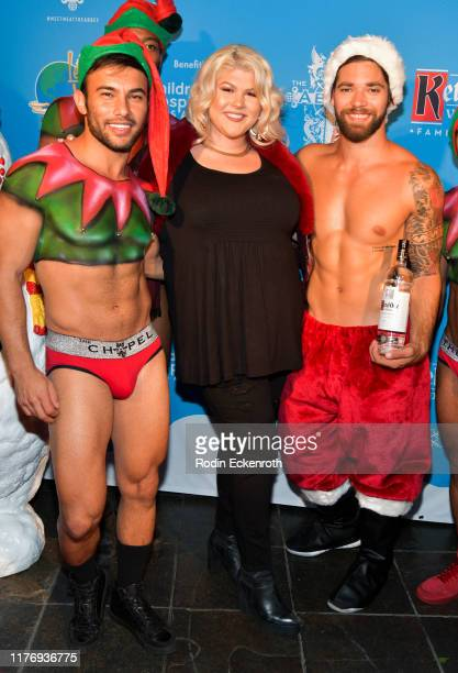 Royse attends the Children's Hospital of Los Angeles Christmas In September Toy Drive at The Abbey on September 24 2019 in West Hollywood California