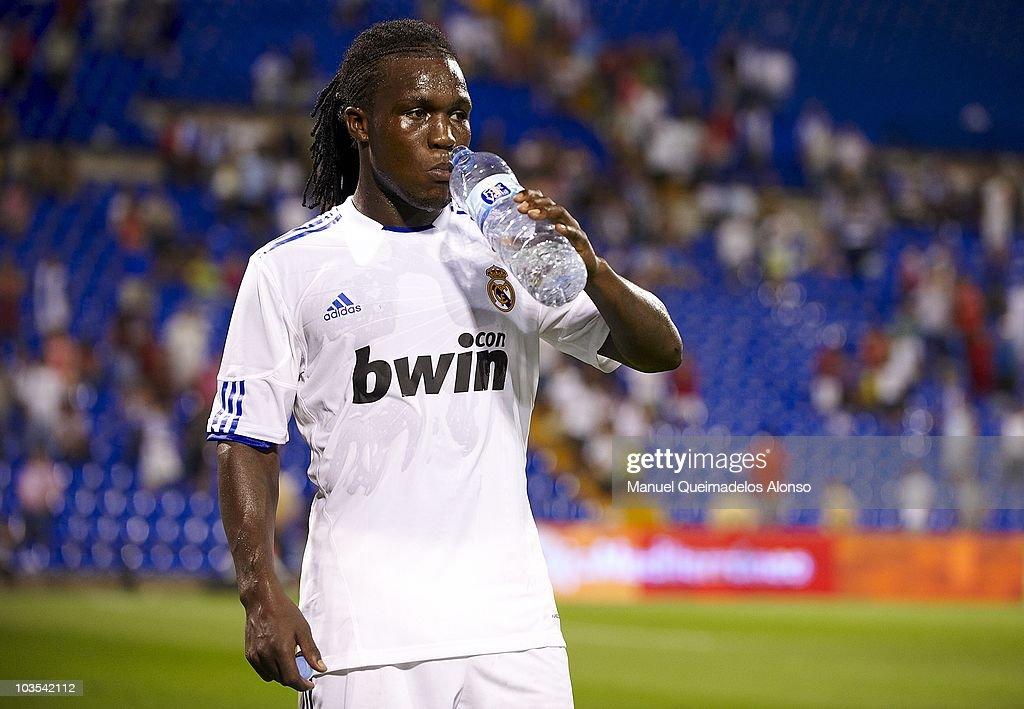 Hercules v Real Madrid : News Photo