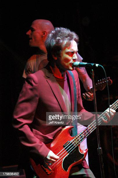 Royston Langdon during Camp Freddy Benefit Concert for South East Asia Tsunami Relief at Key Club in Hollywood California United States