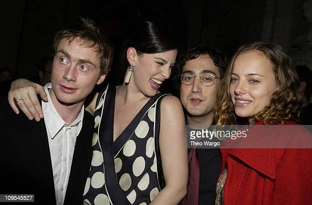 Royston Langdon, Liv Tyler, Sean Lennon and Bijou Phillips