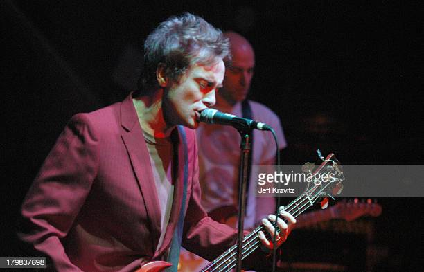 Royston Langdon of The Tender Trio during Camp Freddy Benefit Concert for South East Asia Tsunami Relief at Key Club in Hollywood California United...