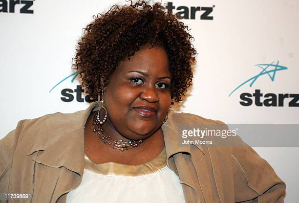 Roz during Martin Lawrence Presents The 1st Amendment StandUp Comedy Show for Starz at The Improv in San Jose California United States