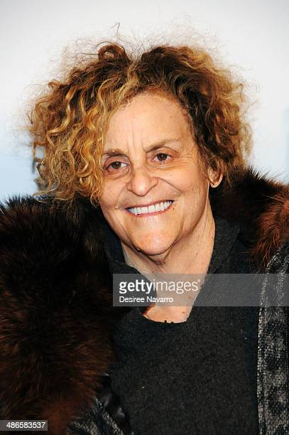 Roz Lichter attends the Shorts Program City Limits during the 2014 Tribeca Film Festival at AMC Loews Village 7 on April 24 2014 in New York City