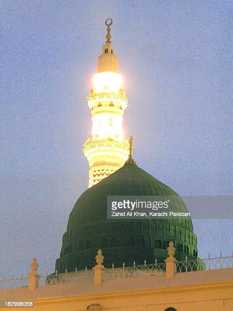 Roza-e-Rasool Muhammad Salal la ho alahi wasalem