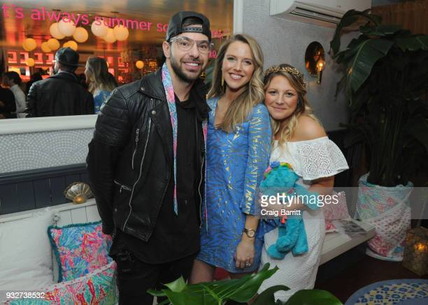 Rozes attends the Launch Celebration of the Pottery Barn Pottery Barn Kids PBteen and Lilly Pulitzer Exclusive Collection on March 15 2018 in New...