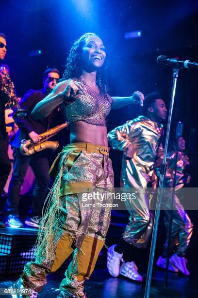 Rozonda 'Chilli' Thomas of TLC performs at KOKO on May 9 2017 in London England