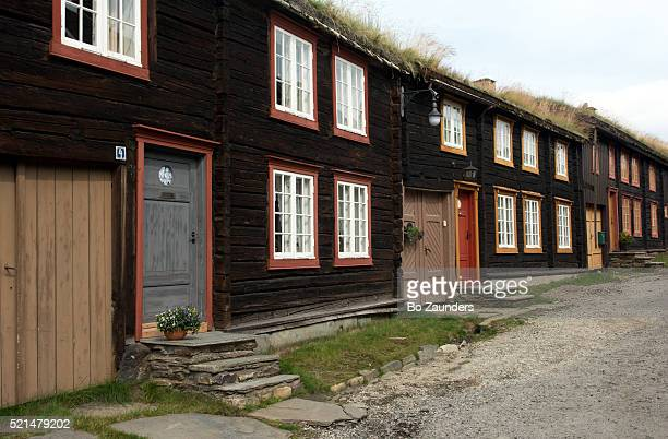 røros, norway - bo zaunders stock pictures, royalty-free photos & images