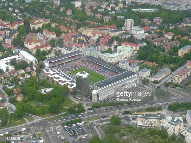 råsunda stadium - ソルナ ストックフォトと画像