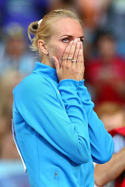 Svetlana Shkolina - Hauteur Pictures | Getty Images