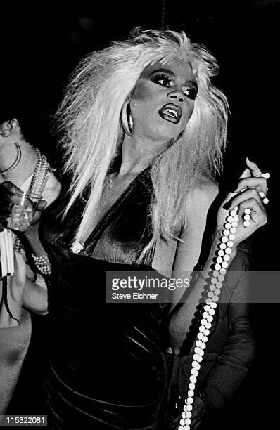Ru Paul during Ru Paul at The Roxy 1990 at The Roxy in New York City New York United States
