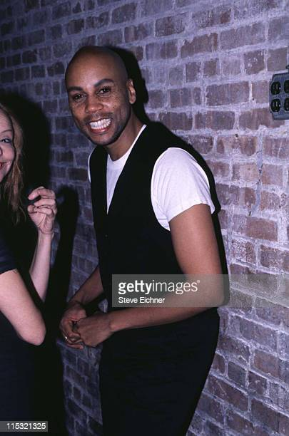 Ru Paul during Run DMC at Tunnel 1993 at Tunnel in New York City New York United States