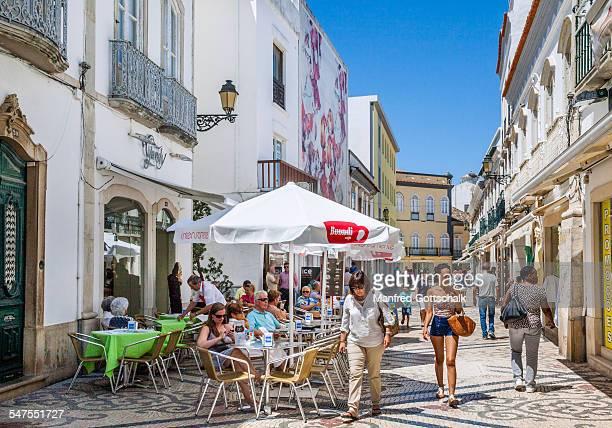 Rua De Santo Antonio Faro Algarve