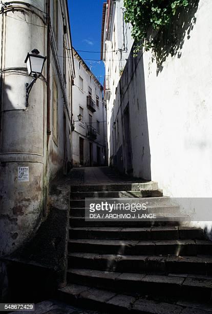 Rua de Sobre-Ripas, Coimbra, Centro, Portugal.