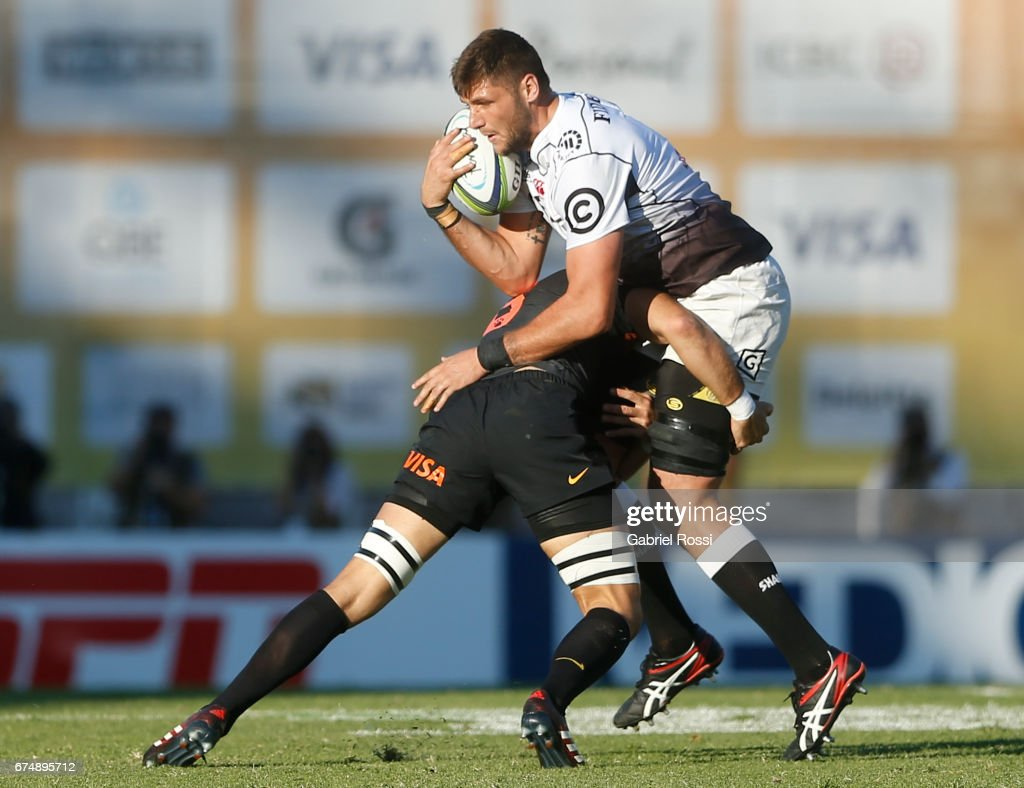 Jaguares v Sharks - Super Rugby Rd 10 : News Photo