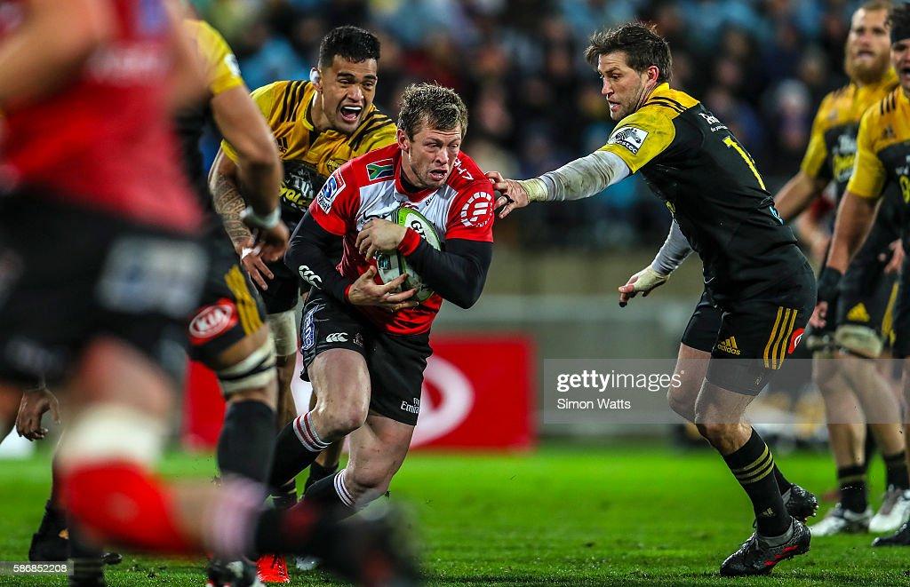 Super Rugby Final - Hurricanes v Lions : ニュース写真