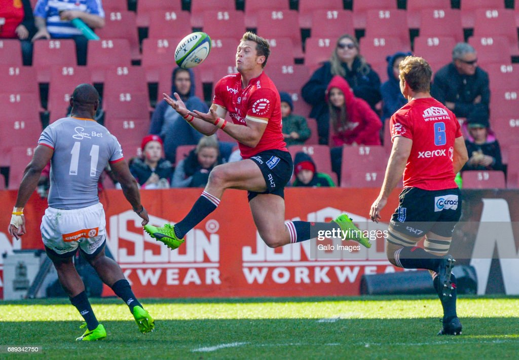 Super Rugby Rd 14 - Lions v Kings : News Photo
