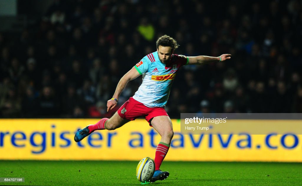 Bristol Rugby v Harlequins - Aviva Premiership : News Photo