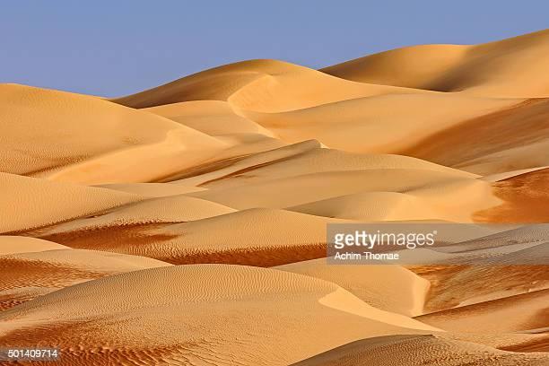 Rub al Khali Desert - Empty Quarter