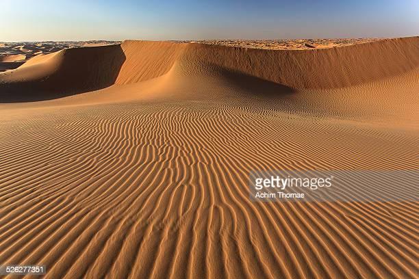 rub al khali desert - great sandy desert fotografías e imágenes de stock