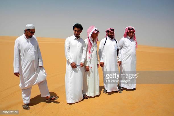 Rub Al Khali Desert Saudi Arabia