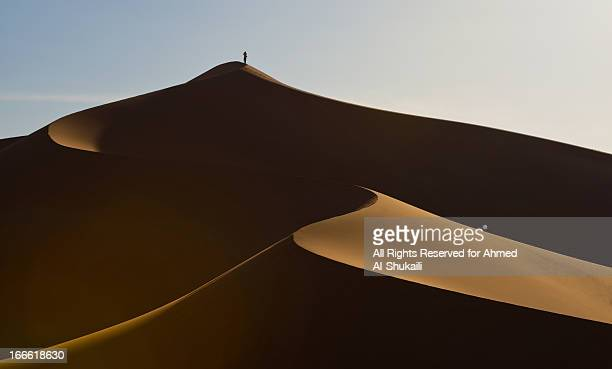 Rub Al-Khali Desert (Empty Quarter)