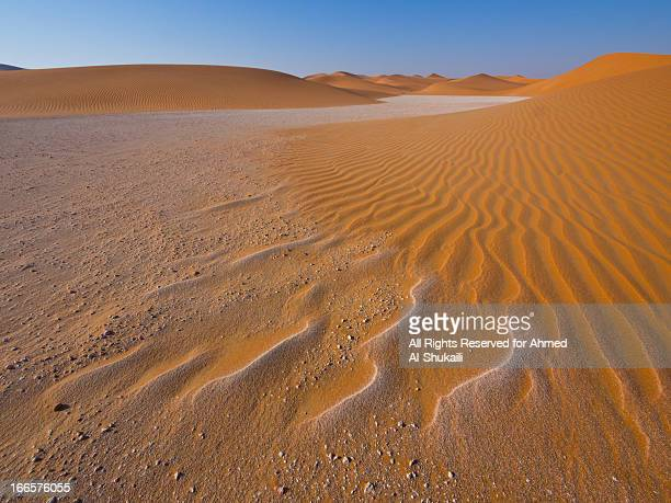 Rub Al-Khali (Empty Quarter)