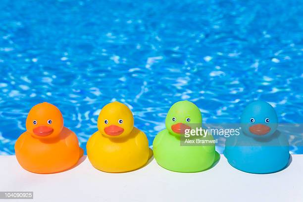 Rubber Ducky Colors