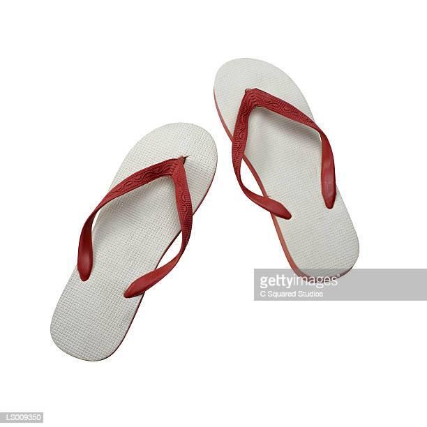 Rubber Flip-Flop Sandals