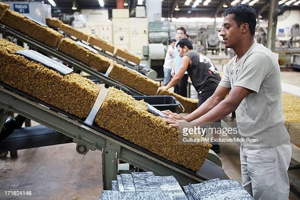Rubber manufacturing plant, Kuala Lumpar, Malaysia