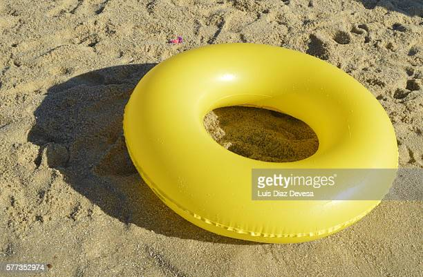 rubber ring yellow