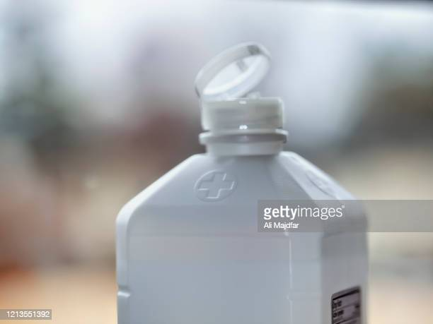 rubbing alcohol - rubbing alcohol stock pictures, royalty-free photos & images