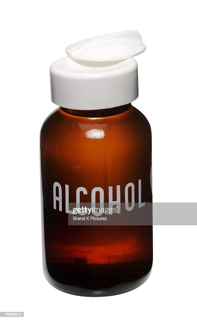 Rubbing alcohol : Stock Photo