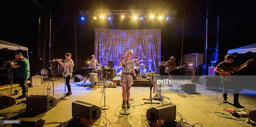 Green River Festival 2015 - Day 2 : News Photo