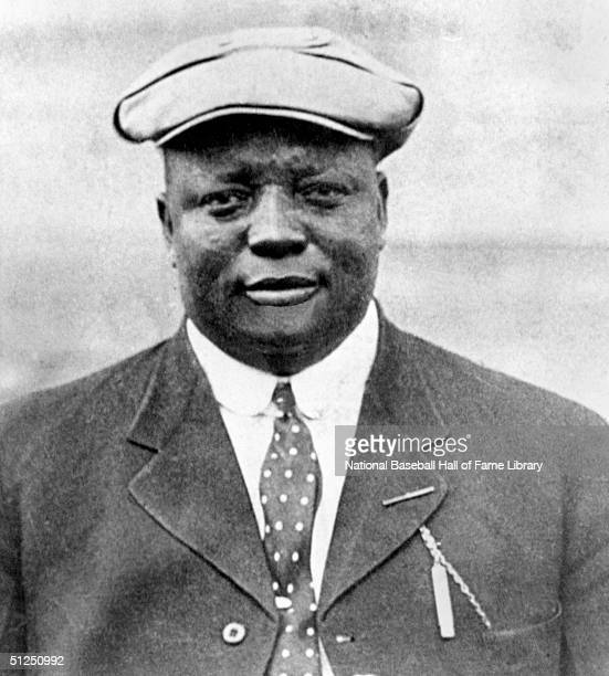 Rube Foster poses for a portrait Rube Foster in 1920 1926 founded the first successful Negro league the Negro National League