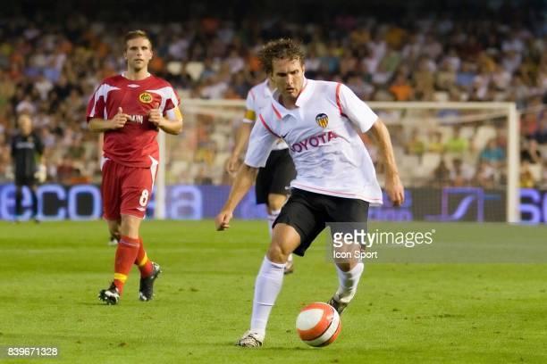 Ruben BARAJA - - Valence / Elfsborg - 3eme tour preliminaire Champions League 2007/2008 -