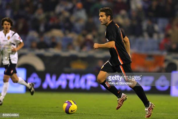 Ruben BARAJA - - Real Saragosse / Valence CF - 15eme Journee de Liga ,