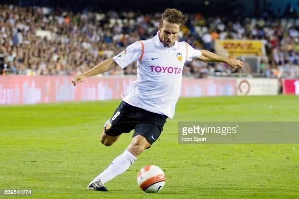 Ruben BARAJA - Valence / Villareal - - 1er Journee de Liga,