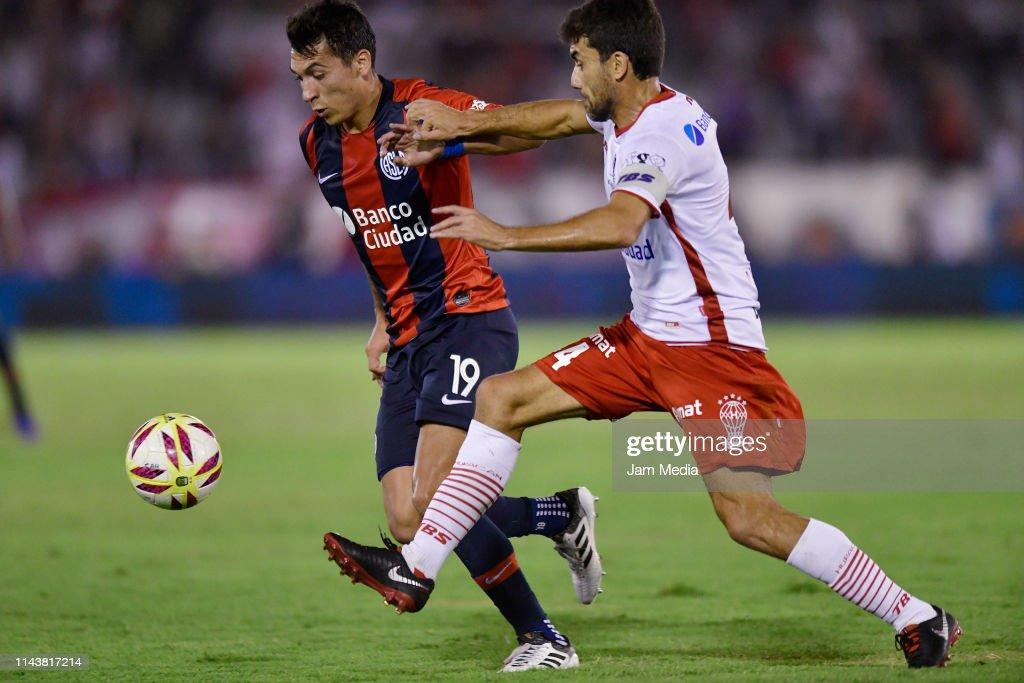 ARG: Huracan v San Lorenzo - Copa De La Superliga 2019