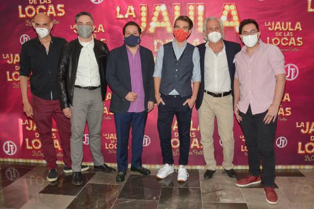 """MEX: """"La Jaula de las Locas"""" Press Conference"""