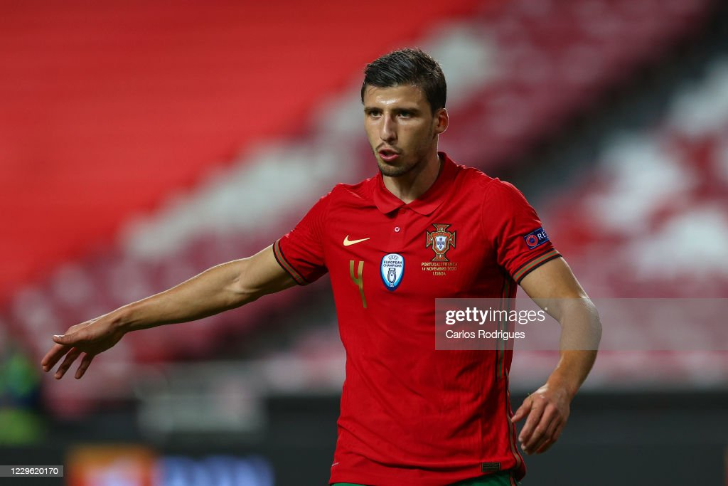 Portugal v France - UEFA Nations League : News Photo